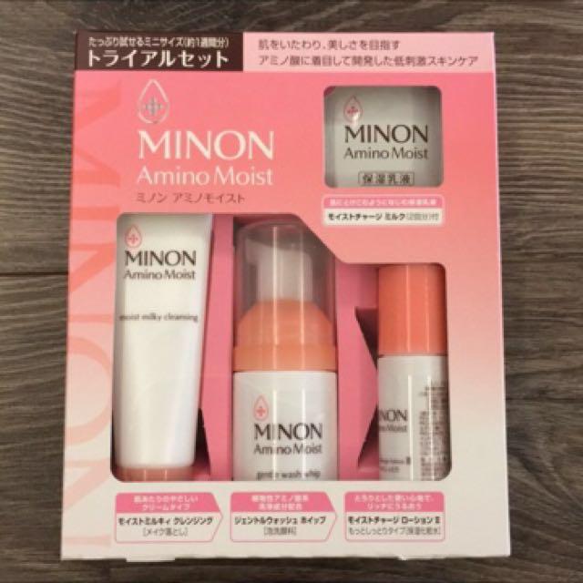 日本MINON旅行組