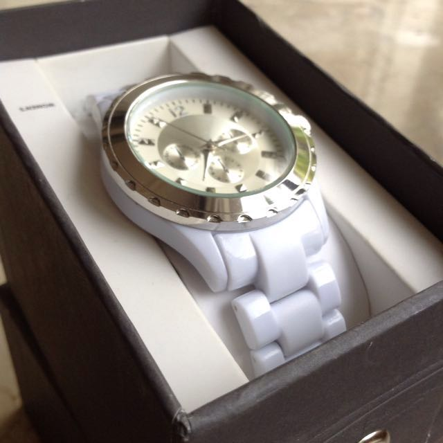 Mossimo White Watch for Women