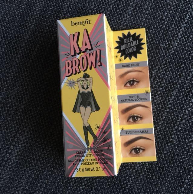 New Benefit Ka Brow!