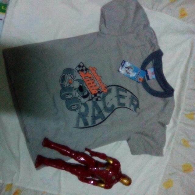 New Large Shirt A To D For 3-6 Yrs Old Shirts, P150 Each