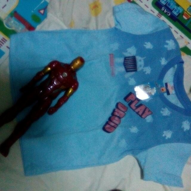 New Shirt D, Large For Boys 3-6 Years Old
