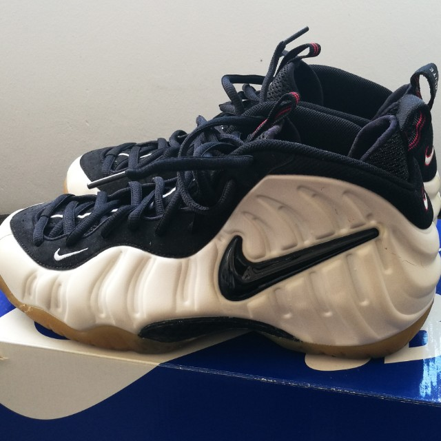 quality design fba06 40193 cheap nike air foamposite pro week 83d7a 7880c  france 20 years old nike  air foamposite pro pearl og year 1997 mens fashion footwear on