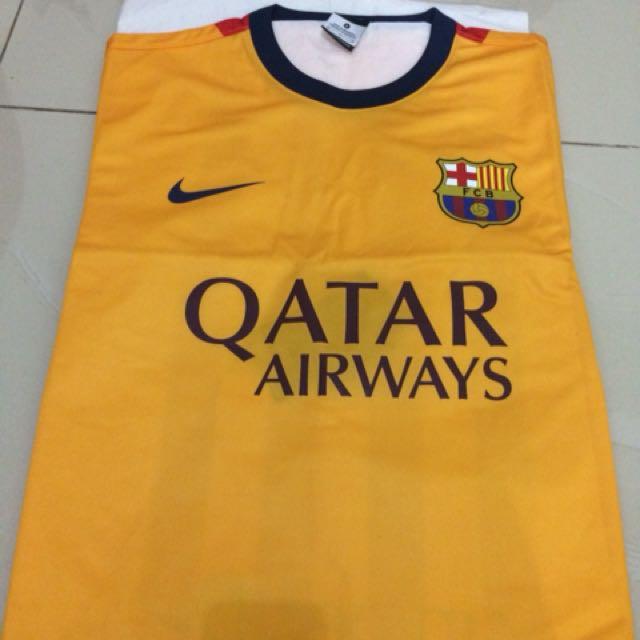 Nike Jersey FCB Original 100%