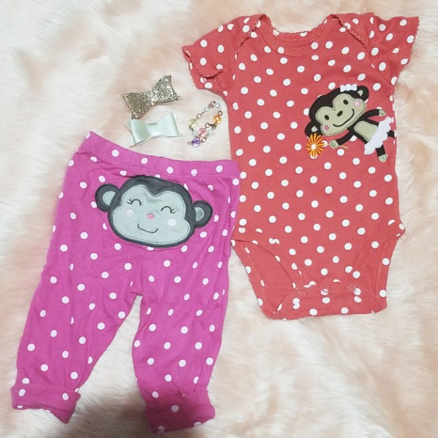 Pajama sets 3-6mos