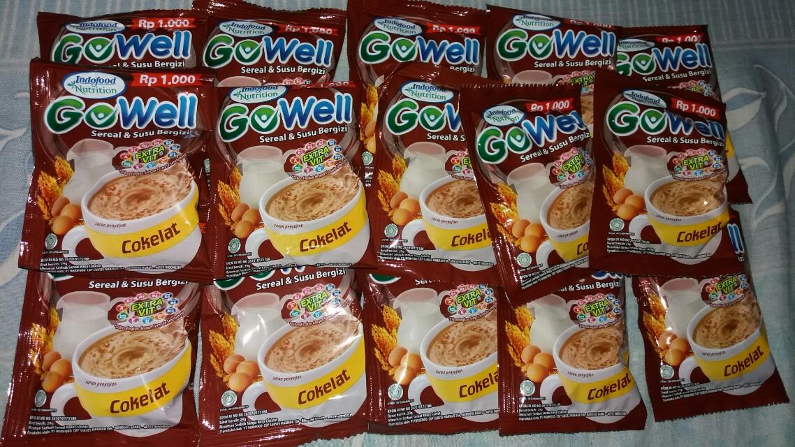 Paket Gowell 1