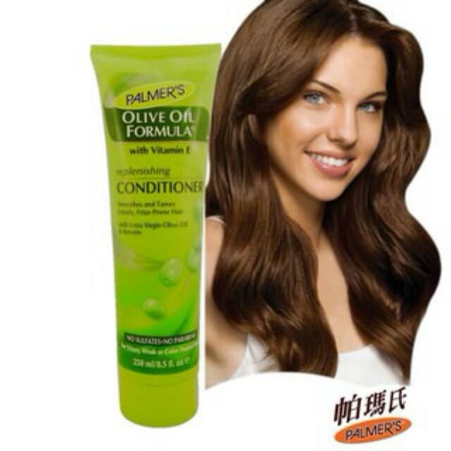 【Palmers帕瑪氏】橄欖脂護髮潤髮乳250ml
