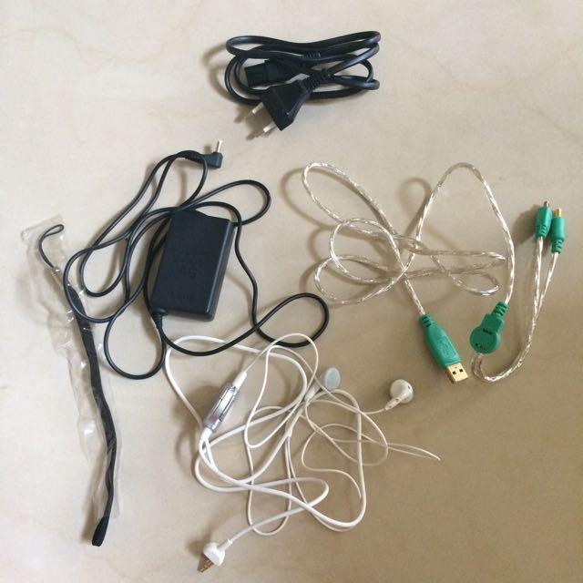PERANGKAT CHARGER HEADSET PSP-1006K ORI