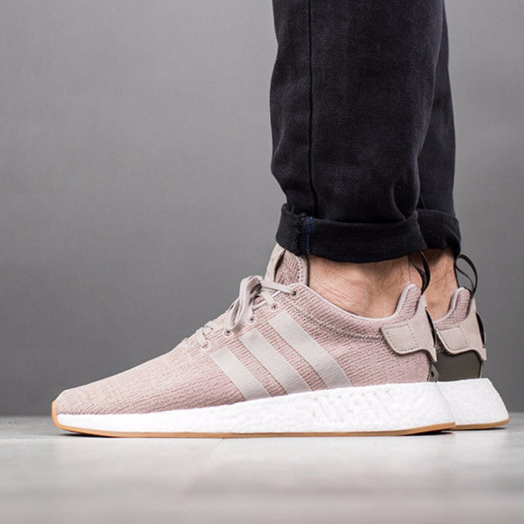 d9b0a54c8 PO) Adidas Womens NMD R2 Vapour Grey