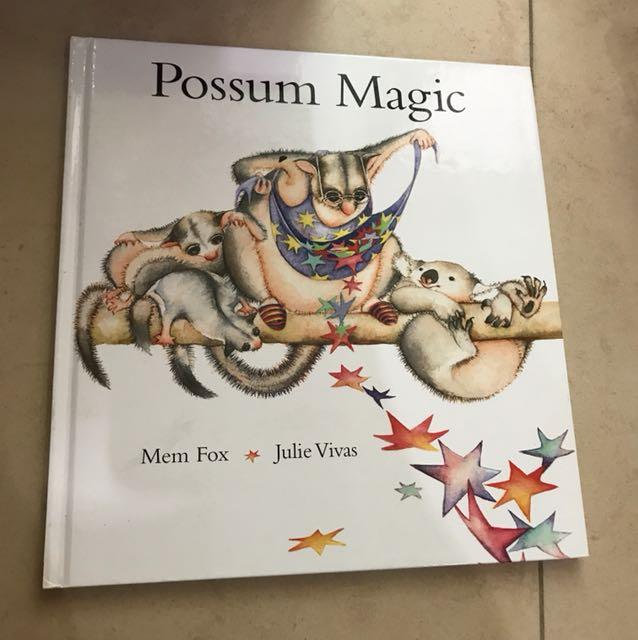 Possum Magic - hardcover