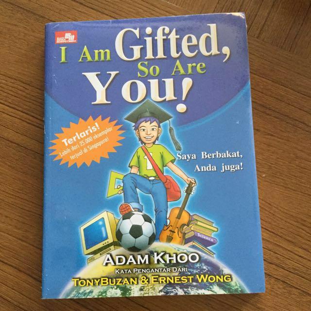 Psikologi anak: i Am Gifted, So Are You!