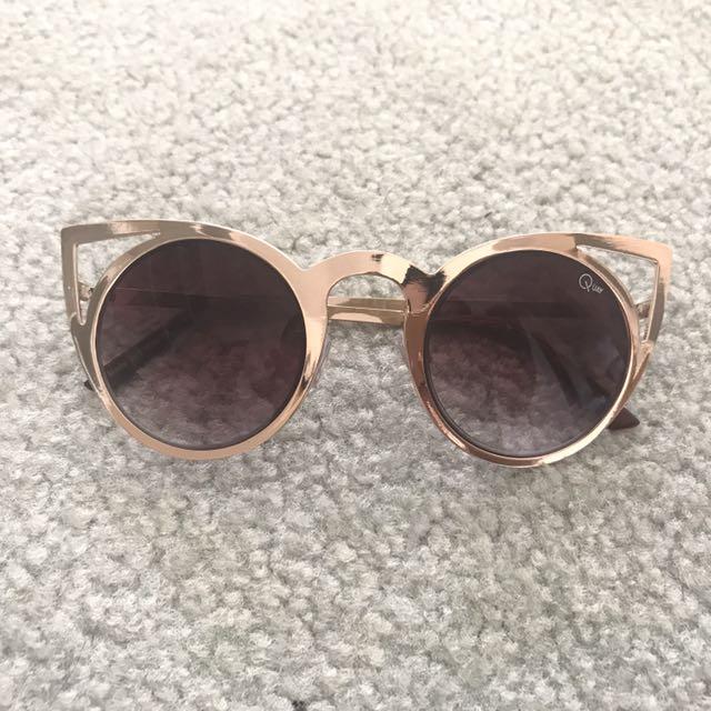 Quay Invader Sunglasses