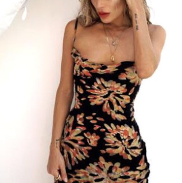Rat and Boa Soleil Dress Size XS