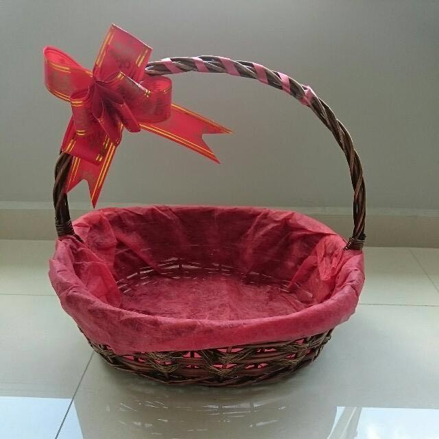 7a930093c Rental Of Guo Da Li Basket, Design & Craft, Others on Carousell