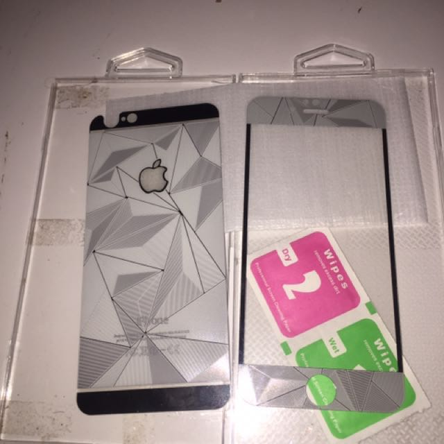 Sale Tempered glass diamond iPhone 6/6s
