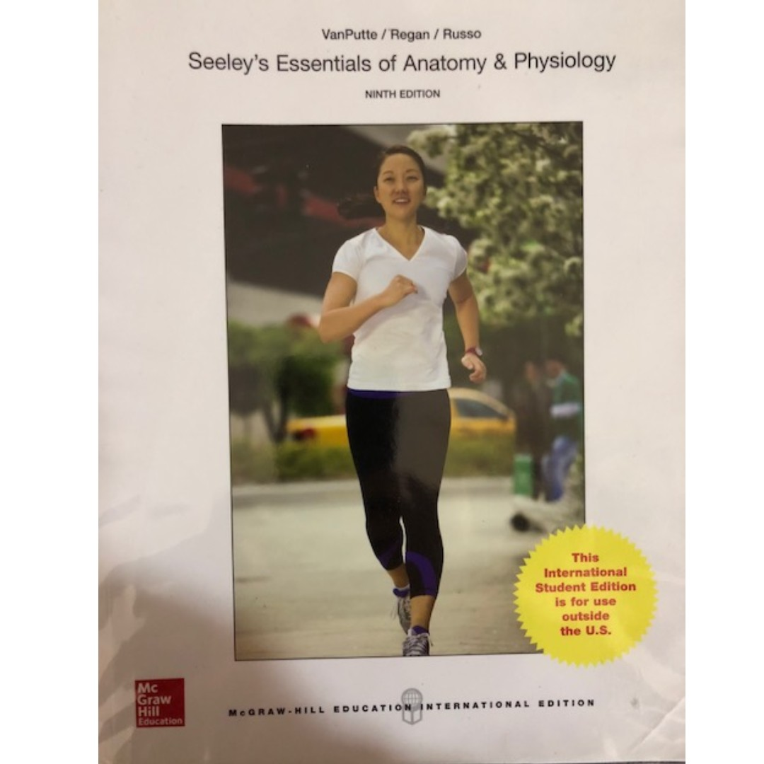 Seeley\'s Essentials of Anatomy & Physiology (9th edition), Books ...