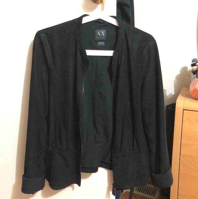 Size 8 Armani Exchange Jacket