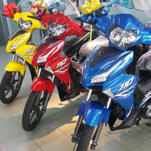 motosikal sm sport 110r