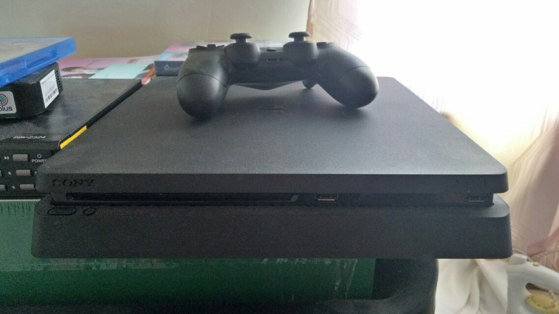 Sony PS4 with games