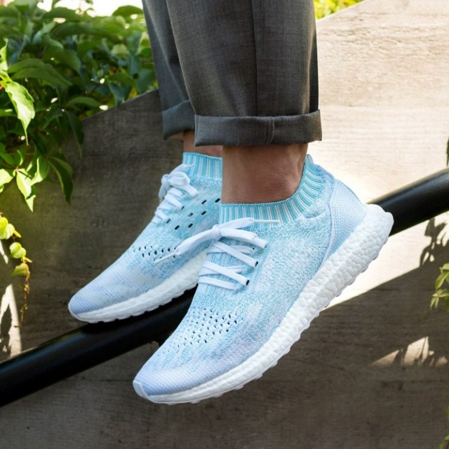 35b452e2417 STEAL!!) Adidas Ultra Boost Uncaged x Parley Icey Blue