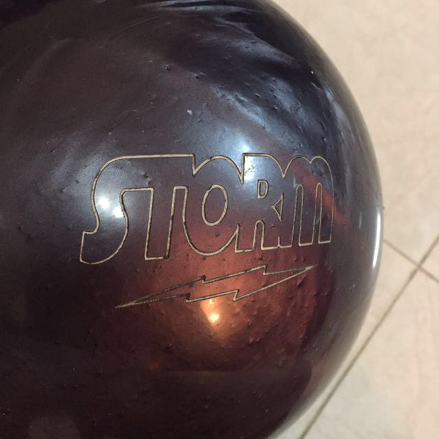 Beautiful STORM LIGHTS OUT BOWLING BALL, Sports, Sports U0026 Games Equipment On Carousell Nice Ideas