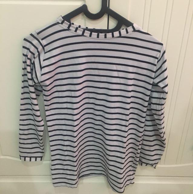 strips shirt
