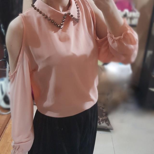 Studded top