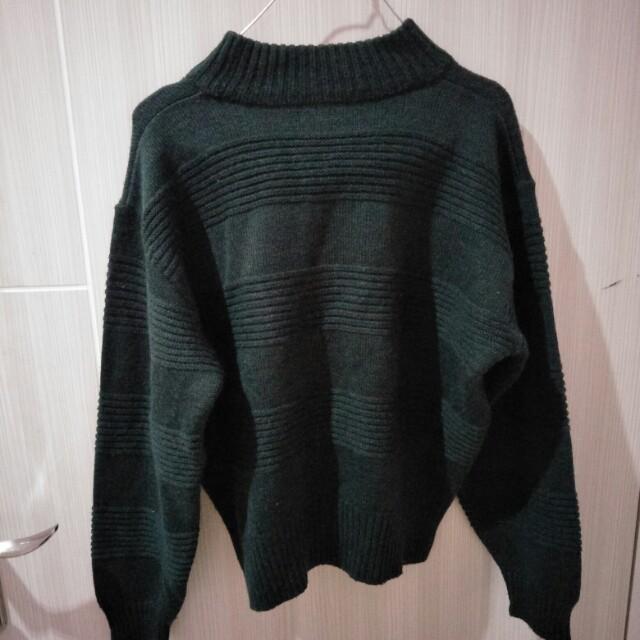 Sweater / Baju L-XL Rajut bagus korea