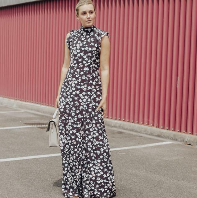 SWF boutique maxi dress