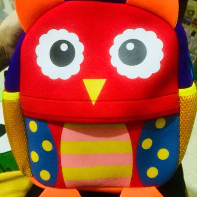 Tas Untuk Anak Paud&TK Import