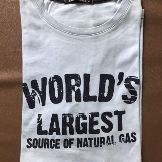 Topman Mens printed tshirt size xl