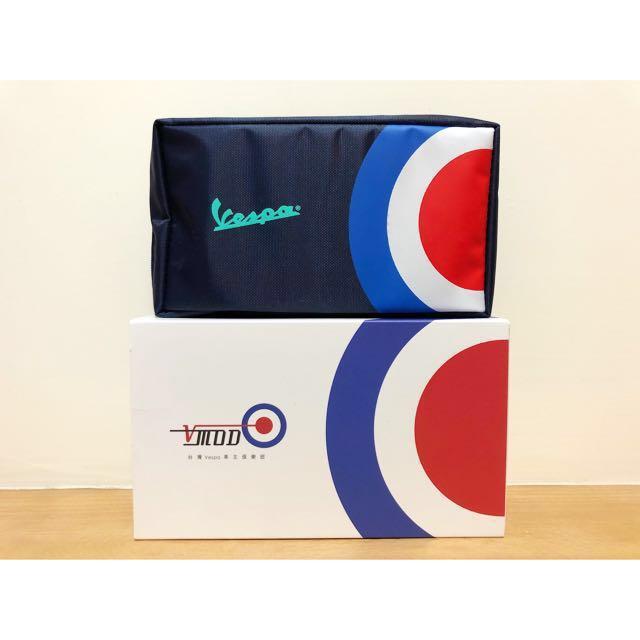 Vespa 原廠補胎氣瓶工具包 (自行車可用)