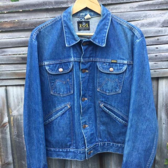 5af3c13a Vintage 70s MAVERICK BLUE BELL (44) WRANGLER LEVIS BIG E, Men's ...
