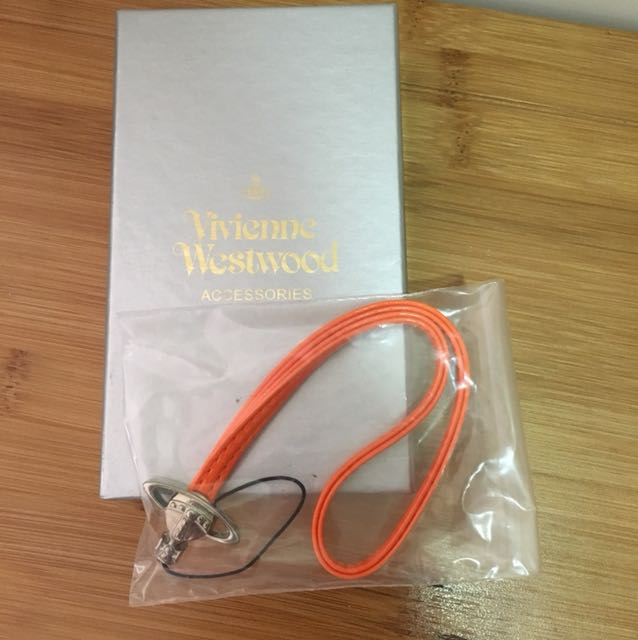 Vivienne Westwood 電話繩 (全新)