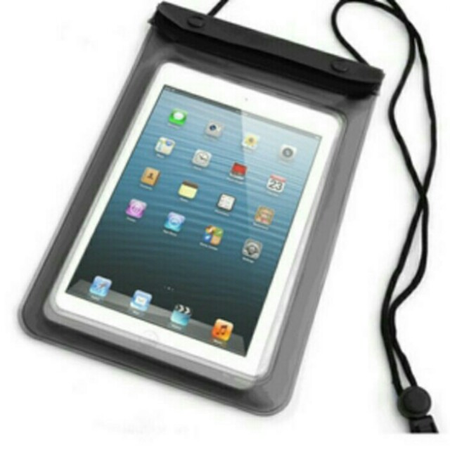Waterproof bag for ipad mini / tablet pc 7 inch