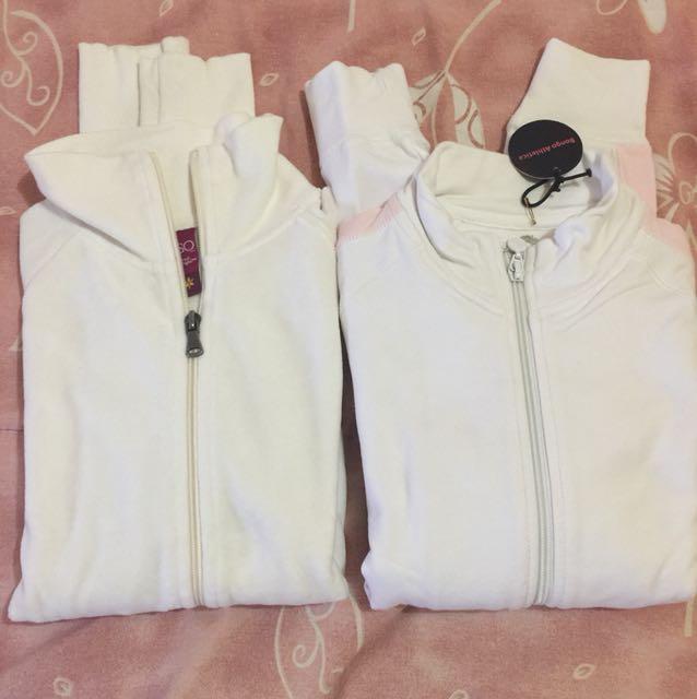 White Jacket Bundle