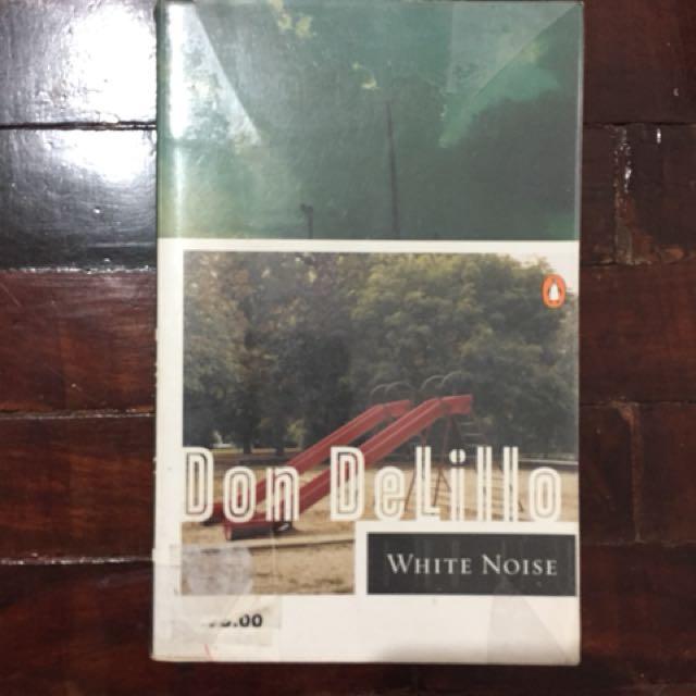 White Noise - Don Dellilo