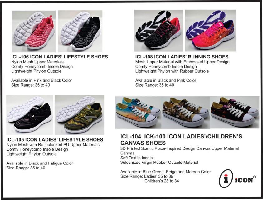Ladies' shoes