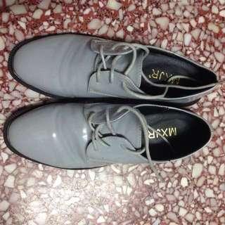 牛津女裝鞋 灰色