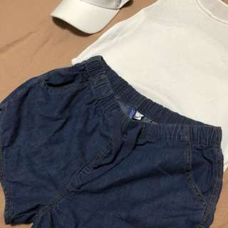 H&M Divided Denim Shorts