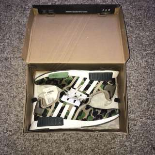 Adidas X Bape NMD R1_