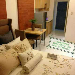 Condo In Q.C Near SM NORTH,CENTRIS, TRINOMA 6K Monthly