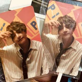 BTS Love Yourself E Ver V Photocard