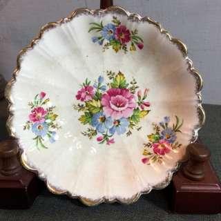 歐洲老瓷盤