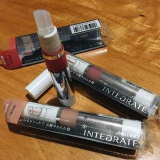 Shiseido Integrate Soft Jelly Rouge Lip Gloss