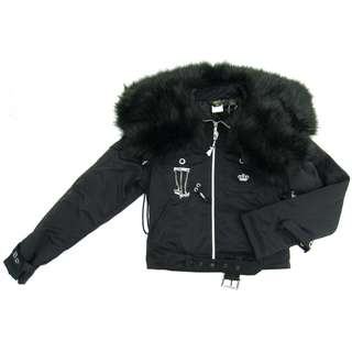 Adidas Respect Me, RH Fur Jacket