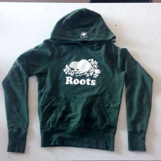 Green Roots Sweater