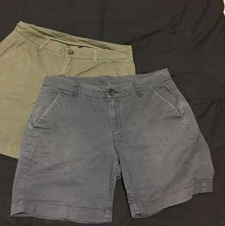 🚚 Lativ 五分純棉短褲