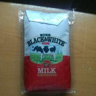 黑白奶限量理環保袋