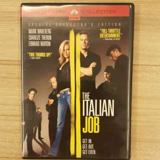 The Italian Job DVD