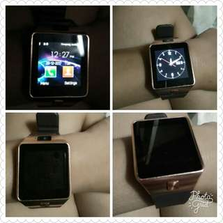 Rechargeable Smart Watch Mobile